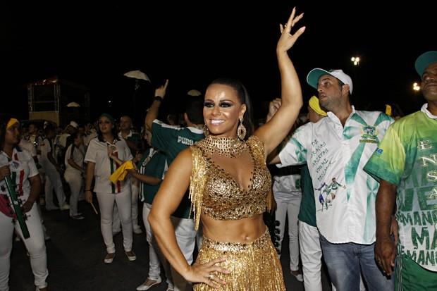 Viviane Araújo (Foto: Celso Tavares/EGO)