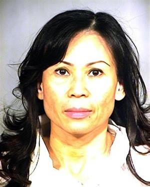 Catherine Kieu, condenada à prisão perpétua, disse sentir remorso pelo crime (Foto: Reuters)