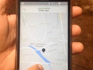 Uber começa em Londrina (Foto: Reprodução/RPC)