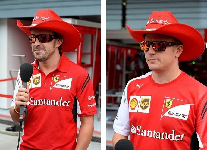 Alonso - Raikkonen