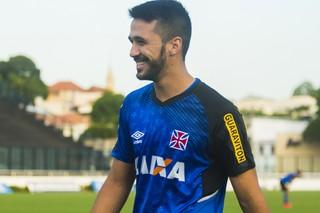 Luan, treino do Vasco (Foto: Paulo Fernandes / vasco.com.br)
