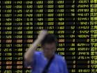 Ações chinesas sobem mas registram pior trimestre desde 2008