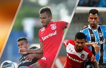 Ladrões de bola: na ponta, Grêmio e Inter lideram desarmes no Brasileirão