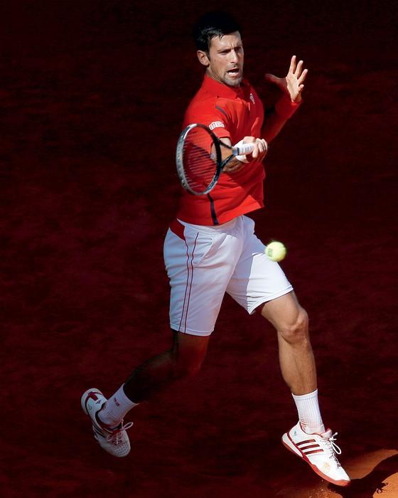 Novak Djokovic (Foto:   Susana Vera / Reuters)