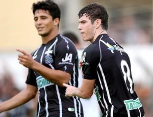 Luiz Fernando figueirense gol Camboriú (Foto: Cristiano Andujar / Agência Estado)
