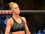 Dois dias após derrota para Miesha, Holm já treina defesa de mata-leão