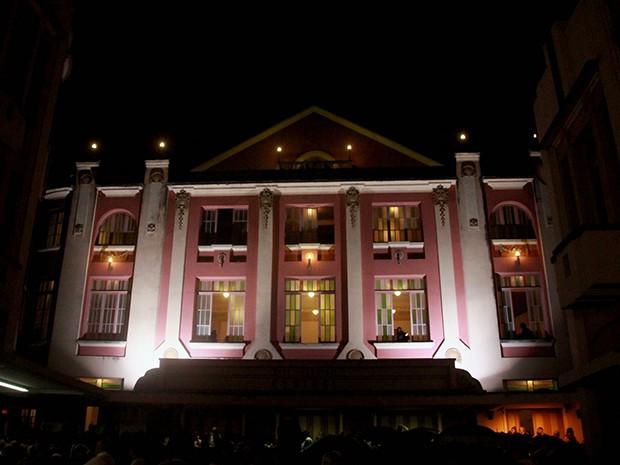 Cine Theatro Central Juiz de Fora (Foto: Rizza / UFJF)