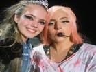 'Foi um sonho', diz fã que cantou com Lady Gaga em Porto Alegre