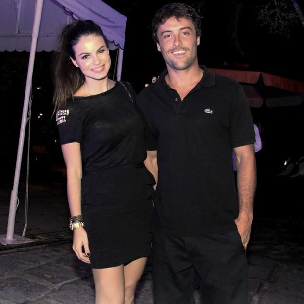 Stefany e Kayky Brito (Foto: .)