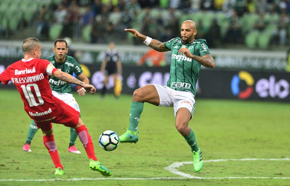 Atuações do Palmeiras: Felipe Melo e Prass se destacam em vitória na arena