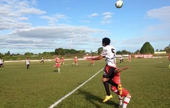 Guajará e Real Ariquemes empatam em 1 a 1 na estreia do segundo turno