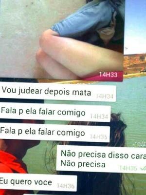 Suspeitos avisaram namorada do sequestro pelo celular da vítima em Anápolis, Goiás (Foto: Reprodução/ Polícia Civil)