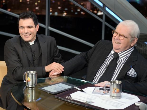 Padre Juares De Castro: 'O Papa Francisco Tem Feeling Para O Marketing', Diz Padre