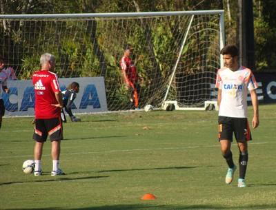 Mattheus Flamengo (Foto: Sofia Miranda)