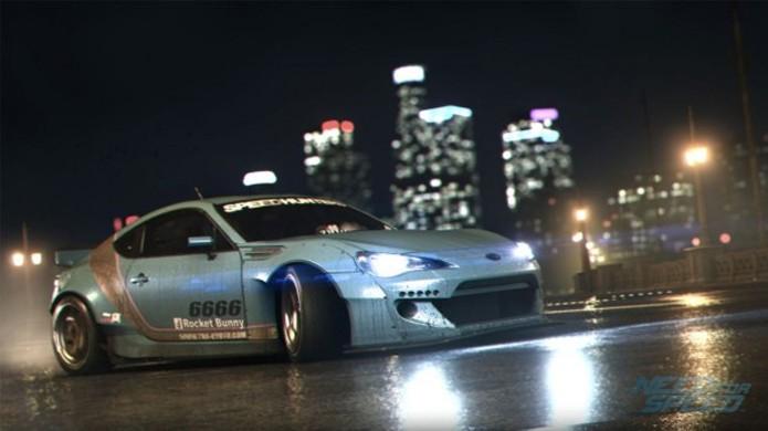 Need for Speed trará rede social própria e sistema de curtidas que valerá dinheiro para seu carro (Foto: Reprodução/VG247)