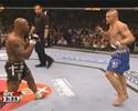 Combate Play: reveja o duelo entre Rampage e Chuck Liddell no UFC 71