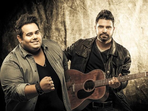 Lu e Robertinho se apresentam pela primeira vez em Boa Vista (Foto: Assessoria/ Divulgação)