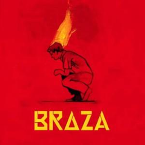 Braza lança disco (Foto: Divulgação)