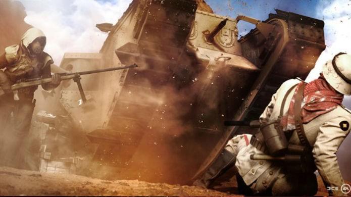 Battlefield 1 pode render centenas de horas de diversão no multiplayer (Foto: Divulgação/EA)