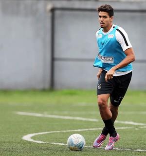 Lucas Verissimo - Santos (Foto: Pedro Ernesto Guerra Azevedo/ Santos FC)