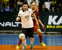 Com 52% dos votos, corintiano Simi é eleito o craque da Liga Futsal 2013