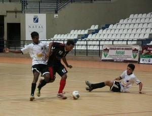 URV Futsal - Beleu - Nélio Dias (Foto: Wendell Jefferson)
