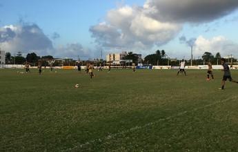Botafogo-PB volta aos treinos na tarde desta quinta-feira visando o Sousa