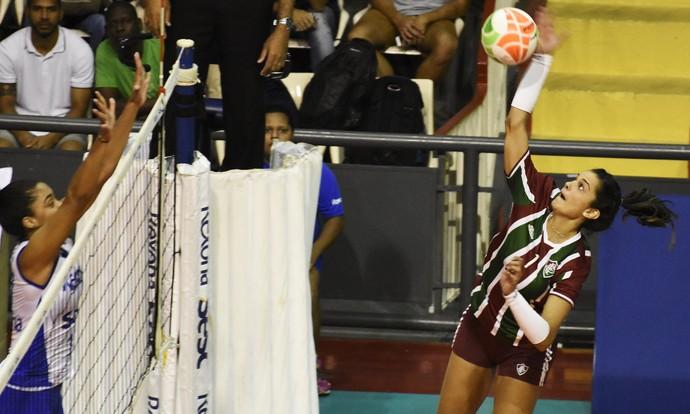 Lara Rio de Janeiro Fluminense vôlei (Foto: Mailson Santana (Divulgação FFC))