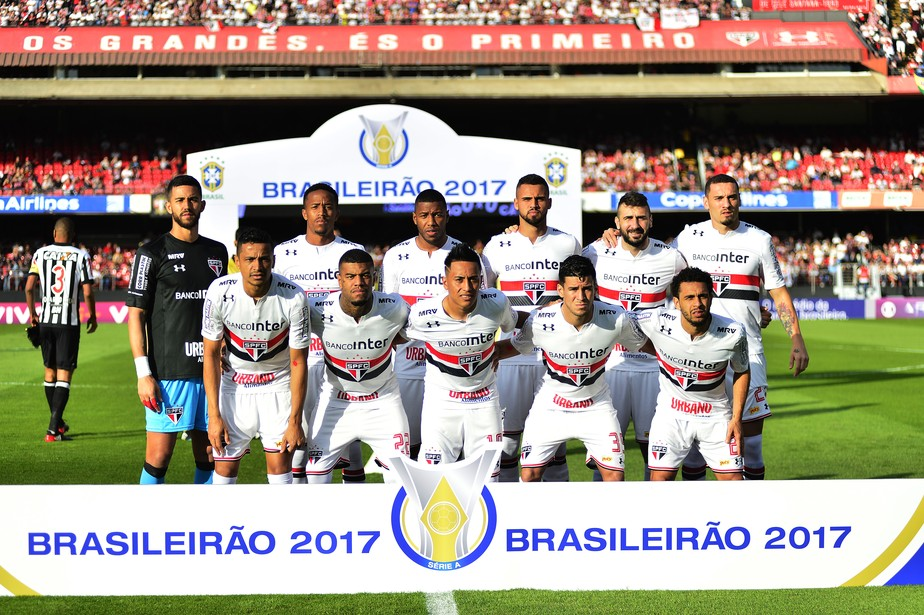 Atuações do São Paulo: Lucão dá dois gols para o Galo; Marcinho e Jucilei vão bem