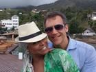 Noiva, Adriana Bombom diz não se importar com 'jabás' no casamento