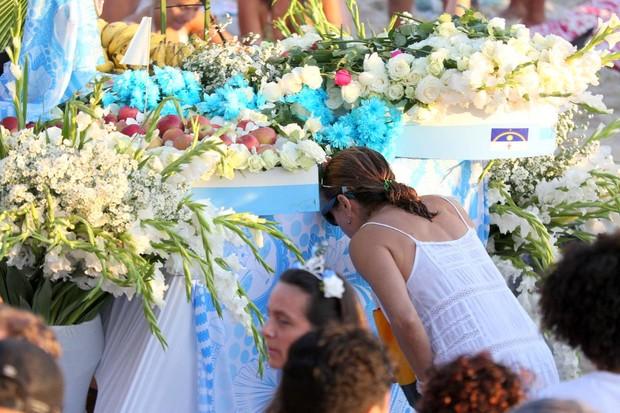 Cissa Guimarães (Foto: André Freitas/AgNews)