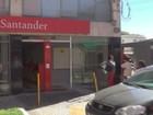 Disparo atinge agência bancária após roubo a empresário em Franca, SP