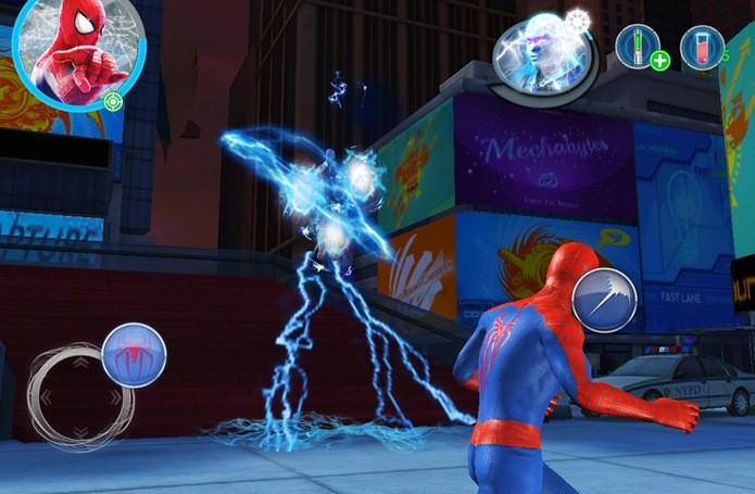 Vilão Electro vai dar trabalho ao Homem-Aranha 2 (Foto: Reprodução / Dario Coutinho)