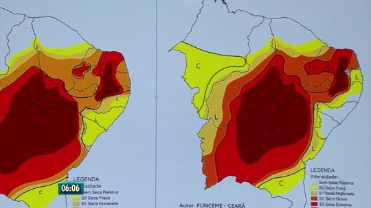 Chuvas provocam melhoria em reservatórios de Pernambuco