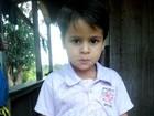 Menino de 4 anos morre em acidente de moto; irmã de 13 conduzia veículo