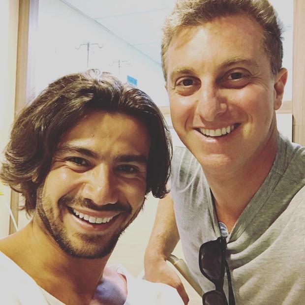 Mariano e Luciano (Foto: Instagram / Reprodução)