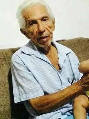 Idoso está desparecido desde quinta-feira (24) (Foto: Reprodução/Arquivo da família)
