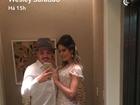 Wesley Safadão e Thyane Dantas se formam em curso para casados
