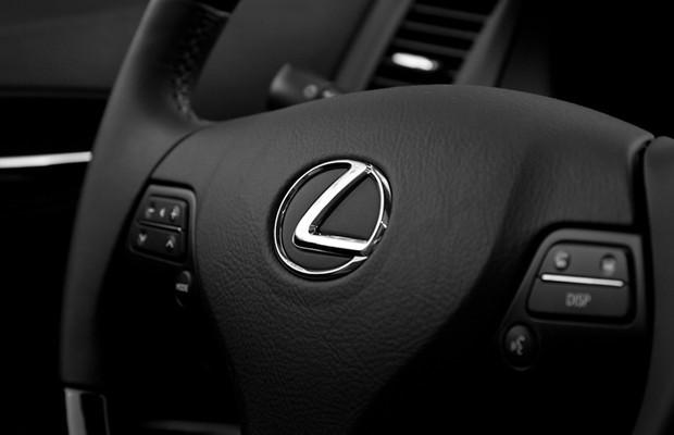 Logo Lexus (Foto: randychiu/Flickr)