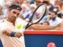 Federer anota 17ª vitória seguida sobre Ferrer e vai às quartas em Montréal