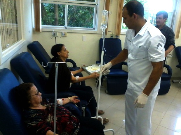 Paulo Roberto enfermeiro médico enem educacao rio grande do sul (Foto: Arquivo Pessoal)