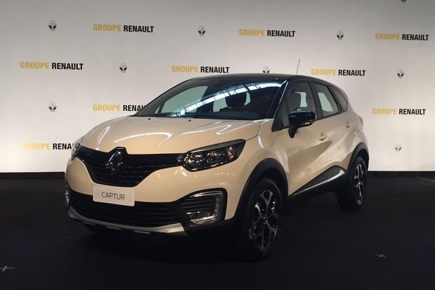 Renault Kaptur (Foto: Gabriel Aguiar/Autoesporte)