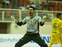 Com passagem pela seleção brasileira, goleiro Djony volta ao Floripa Futsal