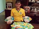 Torcedor carioca vai a 75 eventos durante Olimpíada no Rio