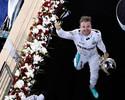 Nico Rosberg foge de confusões no Bahrein e chega à 2ª vitória em 2016