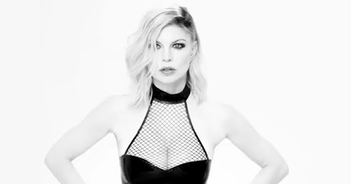 Fergie divulga trecho de clipe de 'Hungry' (Foto: Reproduo)