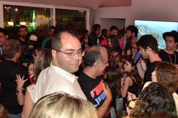 Mauricio Destri (Foto: Roberto Teixeira / ego)