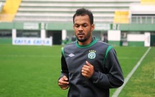 Bruno Silva Chapecoense (Foto: Cleberson Silva/Chapecoense)
