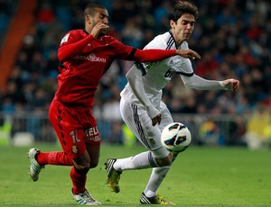 Kaká Real Madrid x Mallorca (Foto: Reuters)