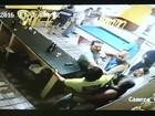 Briga em bar começou por causa do preço de cerveja, diz testemunha